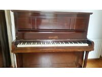 Free upright piano available today