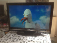 """Techwood 32"""" TV - 2x HDMI - Freeview - Remote - Perfect Screen"""