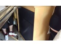 Office roller shutter cabinet