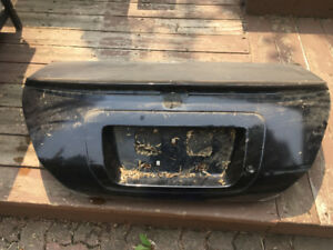 2006-2011 Honda Civic COUPE ONLY Trunk Lid