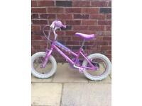 "Disney Princess 14"" bike Workington Cumbria"