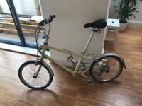 Giant Clip Folding Bike
