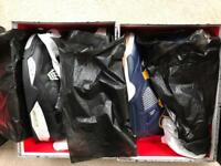 2x 100% Authentic Jordan Nike Air Retro 4, Size 11 U.K.