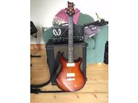 PRS SE Soapbar 2 with original luxury gigbag