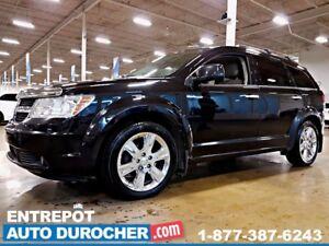 2010 Dodge Journey R/T - 4X4 - AUTOMATIQUE - AIR CLIMATISÉ - CUI