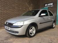 2001 VAUXHALL CORSA 1.2 *MOT MARCH 2018*EXCELLENT CONDITION*