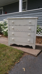 Four Drawer Dresser