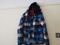 Men's ski jacket size small