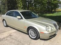 2006 JAGUAR S-TYPE 2.7D v6 SE AUTOMATIC **FULL LEATHER...2 OWNERS...VERY CLEAN**