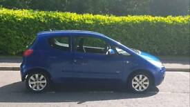 Mitsubishi Colt Cz2 1.3 (94 bhp) 2008 Long MOT. Just like, Corsa, Micra, Polo,