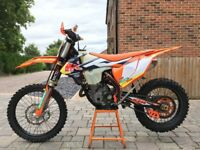 KTM 350 XCF 2016 VERY CLEAN BIKE, ROAD REGISTERED