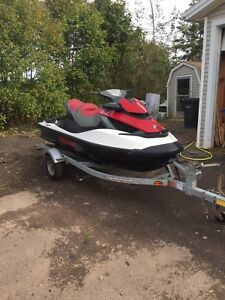 2012 Sea-Doo IS GTX 215HP Supercharged