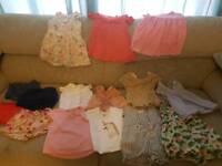 9-12 months baby girl bundle
