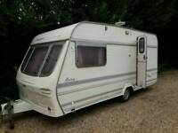 Lunar plant 1998 2 berth in excellent condition fall awning