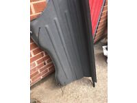 Ford Focus boot cover