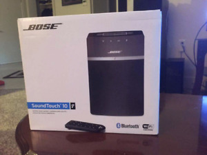 Bose Sound Touch 10