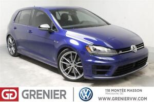 2017 Volkswagen Golf R TECH+AWD+19''+DSG