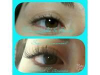 Semi-Permanent Eyelash Extensions & Lash Lifts & Definition Eyebrows & Waxing & Tinting