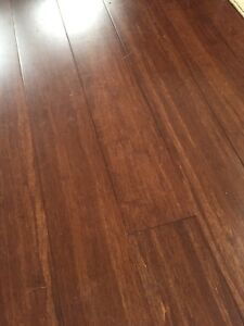 GREAT DEAL ON BAMBOO FLOORING