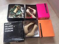 River island /Zara shoes £50
