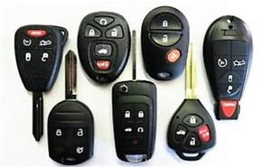DODGE Car Truck KEY REMOTES - WE SUPPLY CUT & PROGRAM!