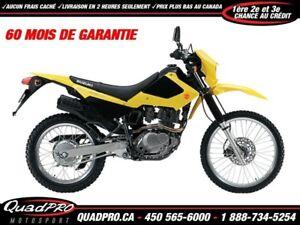 2017 Suzuki DR 200 SE !!! 200$ DE RABAIS !!! 12,48$/SEMAINE