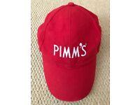 Pimm's Baseball Cap adjustable