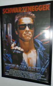 Terminator Movie Poster (Must Go)
