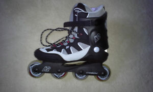 K2 Stratus Inline Skates used once