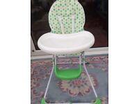Baby Start high chair