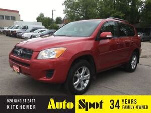 2011 Toyota RAV4 LOADED/MOONROOF/PRICED FOR A QUICK SALE!