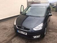 Ford galaxy 7 seater 1.8 tdci zetec