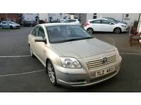 Toyota avensis swap cash offers