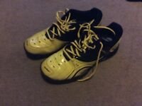 Men's Carlton trainers, size 9, Hardly worn, Good condition.