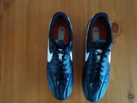 Soft ground football/rugby boots.