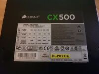 Corsair CX500 Power Supply - Perfect working order