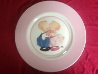 Mabel Lucie Attwell plate