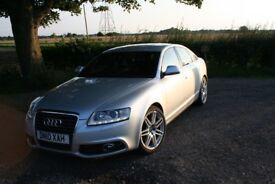 Audi A6 S Line Le mans Absolute MASSIVE spec 170 Bhp 2010