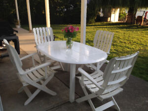PATIO SET - Look like new