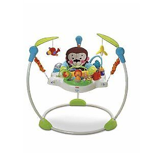 Precious Planet Jumperoo-Folds,Heights,Washable,Musical,etc