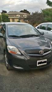 2008 Toyota Yaris well-maintained in great condition
