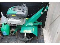 Qualcast petrol 149.3cc Rotavator