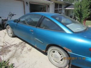 1995 Chevrolet Cavalier Coupe (2 door)