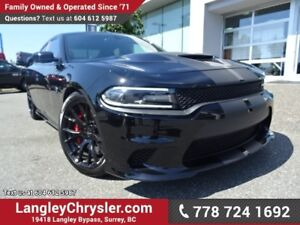 2016 Dodge Charger SRT Hellcat W/6.2L V8 SUPERCHARGED & THE L...