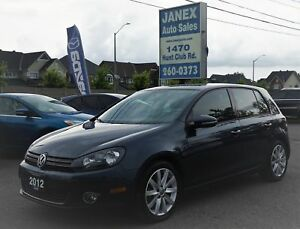 2012 Volkswagen Golf 2.5L Highline ACCIDENT FREE | HIGHLINE M...