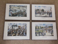 PRINTS OF OLD PORTSMOUTH in the early 1800s