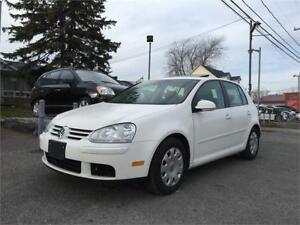 2009 Volkswagen Rabbit 2.5 75$/Sem FINANCEMENT MAISON DISPONIBLE