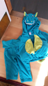 Carter's 18 month Dinosaur costume