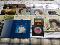 14 x Lena Martell Vinyl Records Albums