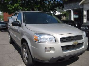 2009 Chevrolet Uplander Extended 6cyl, p/w p/l a/c cruise